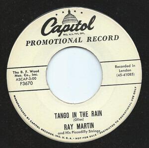 Ray Martin - Tango In the Rain