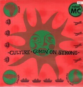 Rebel MC - Culture