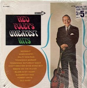 Red Foley - Red Foley's Greatest Hits