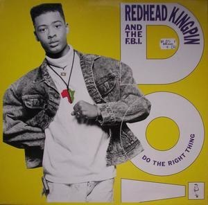 Redhead Kingpin and the F.B.I. - do the right thing