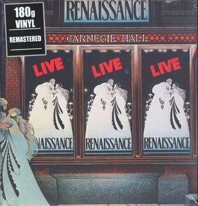 Renaissance - Live At.. -Reissue-