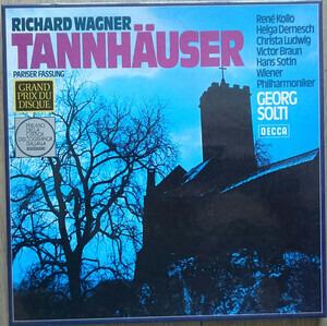 Richard Wagner - Tannhäuser (Pariser Fassung)