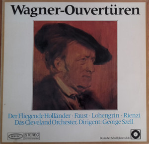 Richard Wagner - Wagner-Ouvertüren