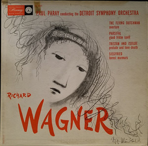 Richard Wagner - The Flying Dutchman - Overture / Tristan And Isolde - Prelude And Love-Death / Parsifal - Good Frid