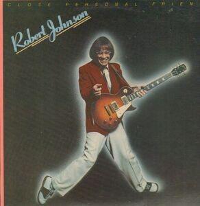 Robert Johnson - Close personal friend