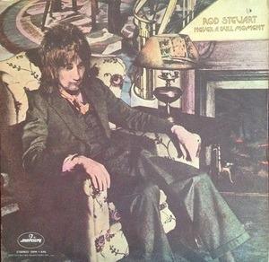 Rod Stewart - Never a Dull Moment