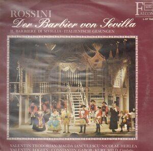 Gioacchino Rossini - Der Barbier von Sevilla (Mihai Brediceanu)