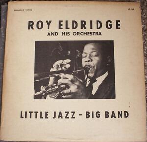 Roy Eldridge - Little Jazz - Big Band