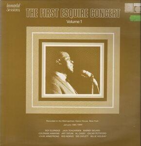 Roy Eldridge - The First Esquire Concert Vol. 1
