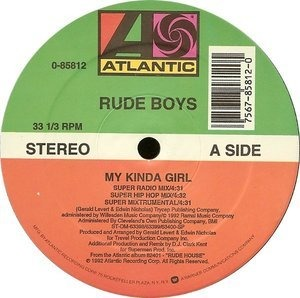 The Rude Boys - My Kinda Girl