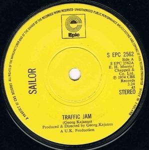 Sailor - Traffic Jam