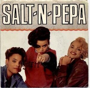 Salt-N-Pepa - Twist And Shout / Get Up Everybody