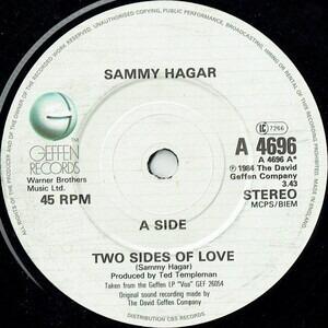 Sammy Hagar - Two Sides Of Love