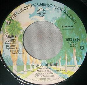 Sammy Johns - Friends Of Mine