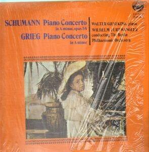 Robert Schumann - Piano Concertos