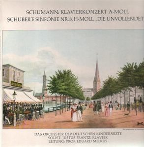 Robert Schumann - Klavierkonzert A-Moll / Sinfonie Nr. 8 H-Moll