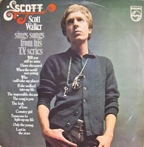 Scott Walker - Scott - Scott Walker Sings Songs From His T.V. Series