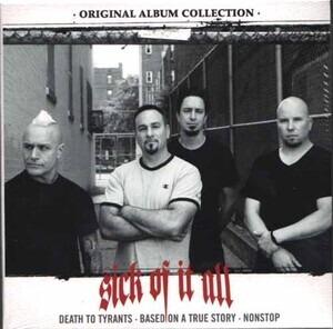 Sick of It All - Original Album Coll.-Ltd