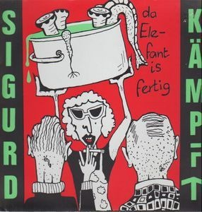 Sigurd Kämpft - Da Elefant Is Fertig