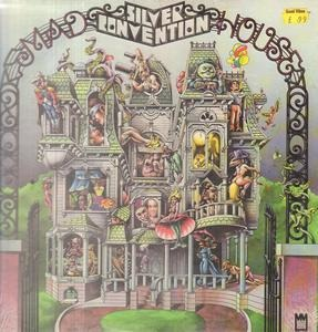Madhouse Silver Convention Lp Recordsale