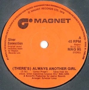 Silver Convention - (There's) Always Another Girl