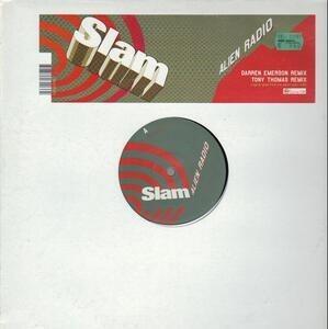 Slam - Alien Radio (Remixes)