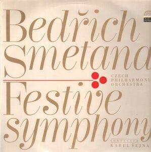 Bedrich Smetana - Festive Symphony (Karel Šejna)