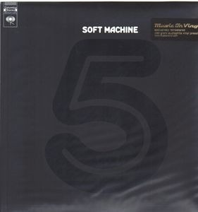 The Soft Machine - Fifth