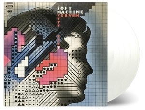 The Soft Machine - Seven (ltd Transparent Vinyl)