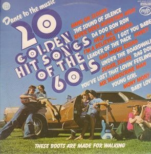 Dance To The Music 20 Golden Hit Songs Of The 60's