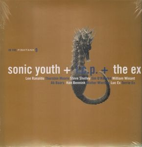 Sonic Youth - In The Fishtank -Mlp-