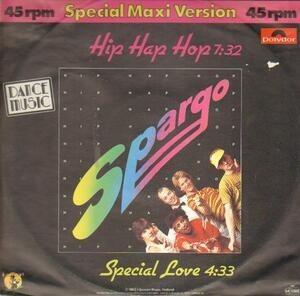 Spargo - Hip Hap Hop