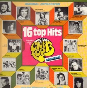 Spliff - 16 Top Hits - 1982