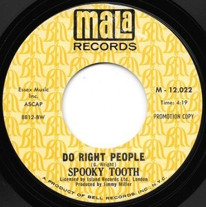 Spooky Tooth - The Weight
