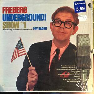 Stan Freberg - Freberg Underground! Show No. 1