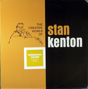 Stan Kenton - Contemporary Concepts