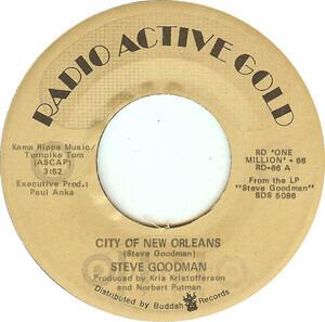 Steve Goodman - City Of New Orleans