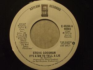 Steve Goodman - It's A Sin To Tell A Lie