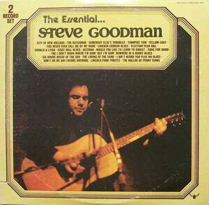 Steve Goodman - The Essential...Steve Goodman