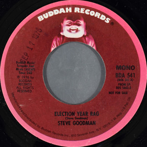 Steve Goodman - Election Year Rag