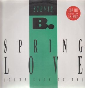 Stevie B - Spring Love (Come Back To Me)