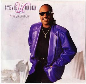 Stevie Wonder - My Eyes Don't Cry