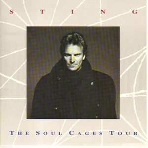 Sting - The soul cages tour