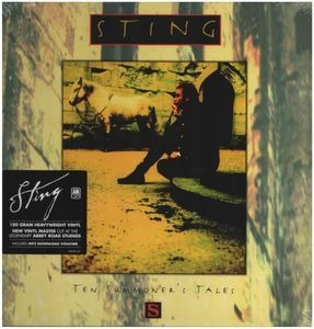 Sting - Ten Summoner's Tales  (lp)
