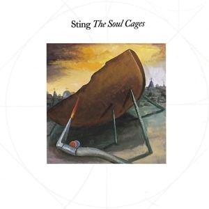 Sting - The Soul Cages (lp)