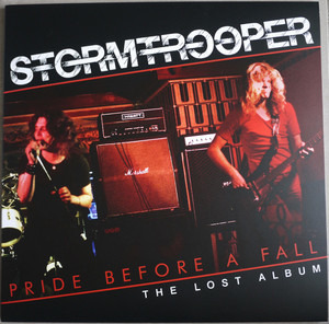 Stormtrooper - Pride Before A Fall-The Lost Album (+7')