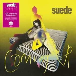 Suede - Coming Up Deluxe Edition (180 Gr.2lp Black Vinyl)