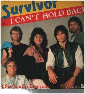 Survivor - I Can't Hold Back