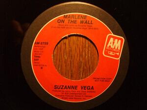 Suzanne Vega - Marlene On The Wall