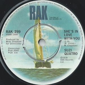 Suzi Quatro - She's In Love With You